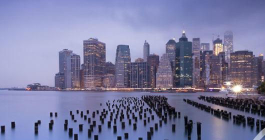 纽约漫步 佳能EOS M10行摄体验
