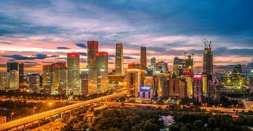教你选择城市夜景风光的拍摄时段
