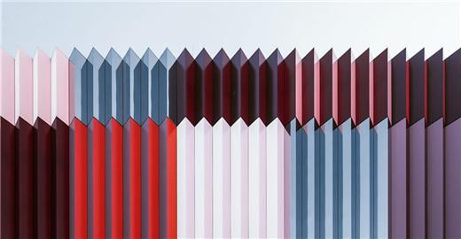 几何与局部的结合 极简主义风格建筑千亿国际娱乐官网首页