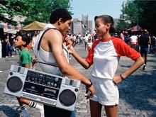 玛莎·库伯眼中的街头文化