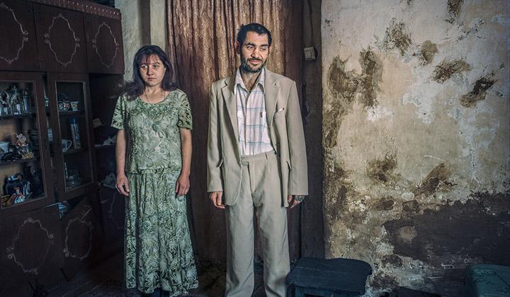 哈萨克斯坦出狱者的生活