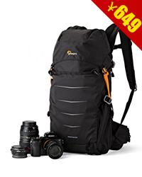 乐摄宝新款Photo Sport BP 200 AW II户外双肩摄影包单反相机包 黑色 包邮