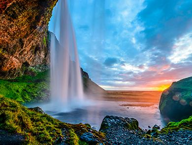 冰岛 世界尽头的极致美丽