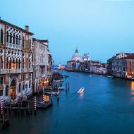 色彩斑斓的威尼斯
