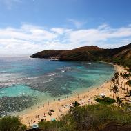 夏威夷檀香山恐龙湾