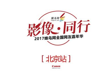 蜂鸟网北京论坛2017年年会招募