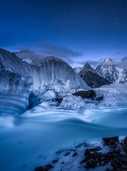 坚持与执着的冰河之梦