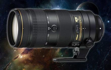 尼康发布70-200mm f2.8E FL ED VR