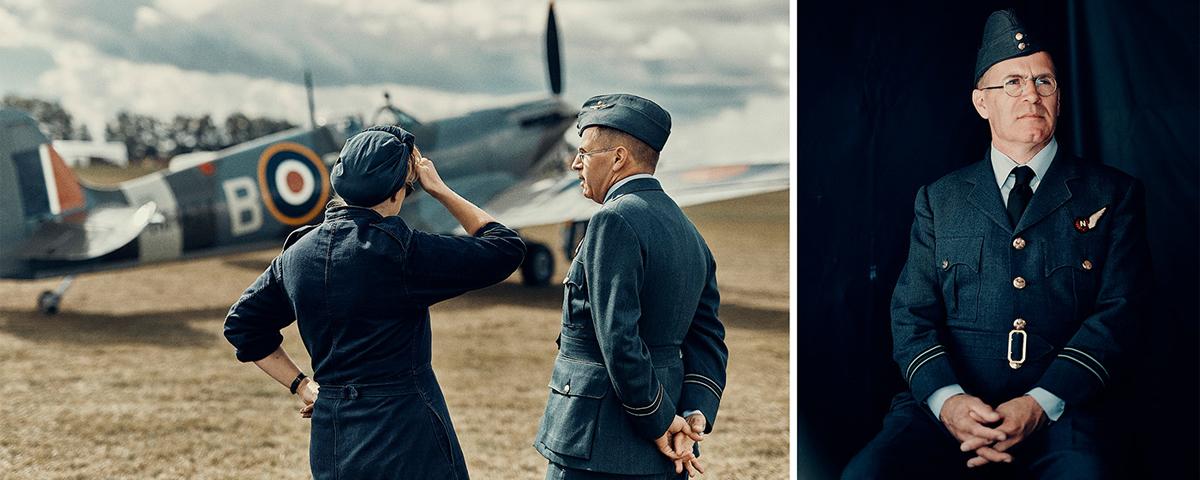 英国古德伍德飞机汽车展