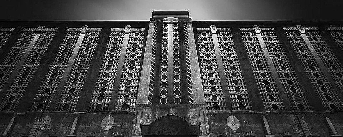 严肃冷峻的黑白建筑千亿国际娱乐官网首页