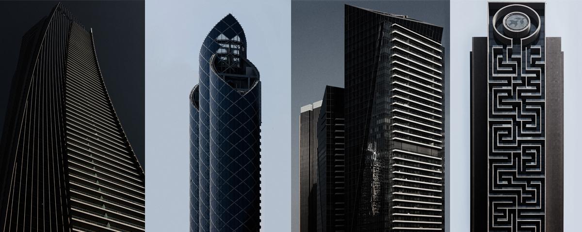 荒漠之中崛起的迪拜