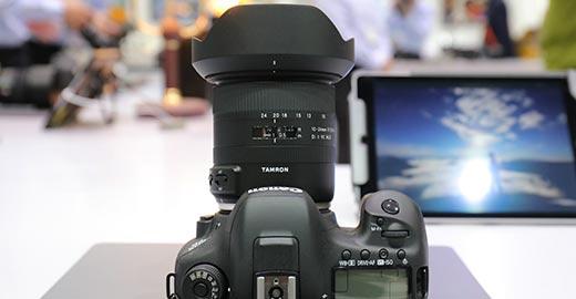 C幅广角利器 腾龙10-24mm镜头