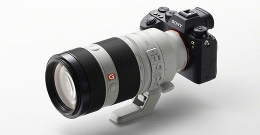 大招还没完 索尼发布100-400大师级G镜头