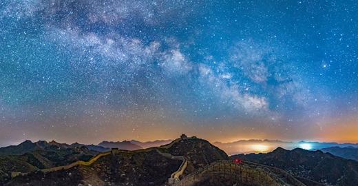 玩出极致 星野摄影师宋洪晓打造专属夜空