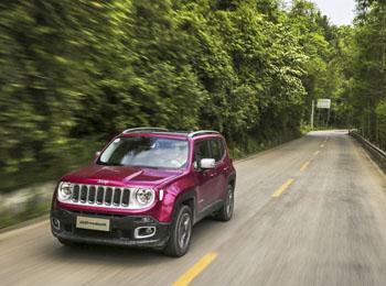 2017款新Jeep自由侠试驾