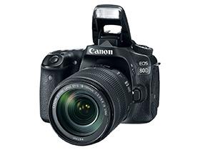 重视视频拍摄能力 佳能EOS 80D套机图赏