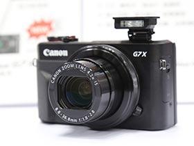 操控握持舒适 佳能G7 X Mark II外观图赏