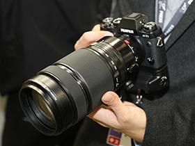 CP+2016:五挡防抖 富士100-400现场试用