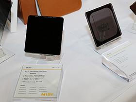 CP+2016:高品质光学滤镜 耐司产品图赏