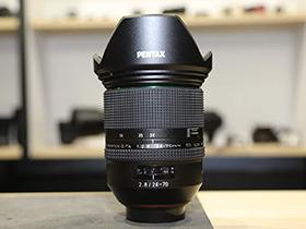 CP+2016:大口径变焦镜 宾得24-70mm图赏