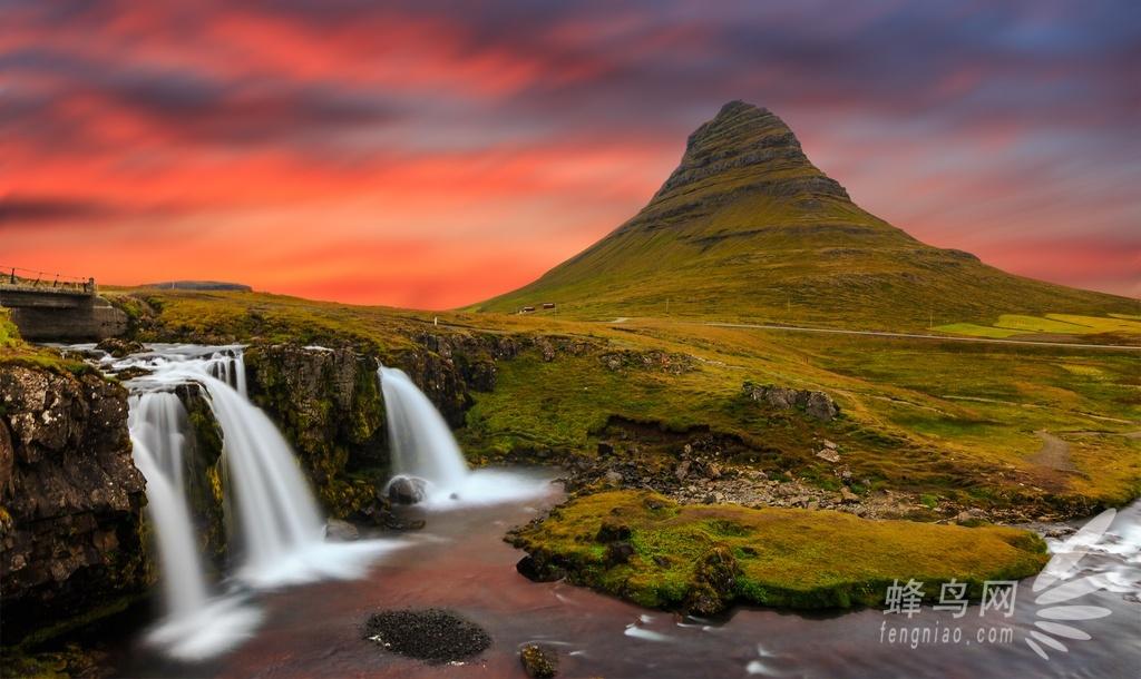 摄影师虎步狼行冰岛旅拍作品
