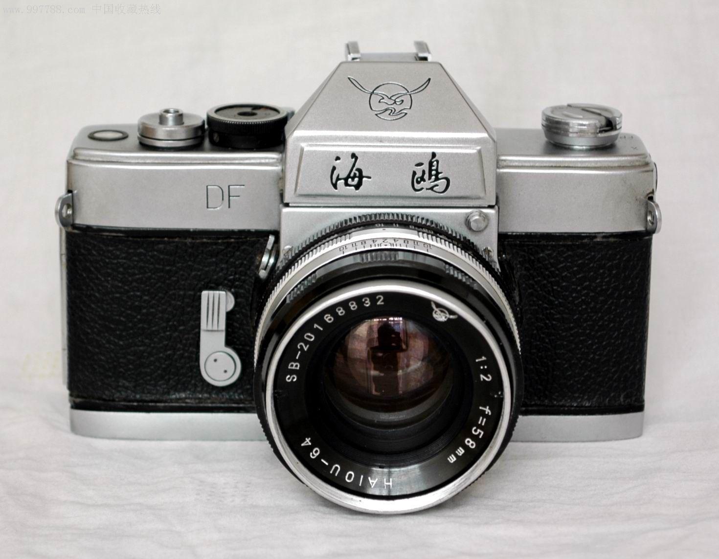 国产的经典 海鸥相机   说起老相机就不能不起国产的品牌海鸥,这都是曾经国人的骄傲,直至21世纪初还有很多初学摄影的人用它们作为进入摄影的开蒙相机来使用。   在上世纪六十年代初,我国的国防、公安、新闻、医疗、科研、体育等领域急需国产的高级单反相机。在工业基础力量相当薄弱的情况下,上海照相机厂临急受命,在1964年研制成功我国第一台高级单反相机上海DF-7型。从而开启了海鸥相机的传奇之路。   在海鸥相机的发展史中也曾经出现过很多的经典机型,203型是以上海命名的最后一台120折叠式相机,生产年份在