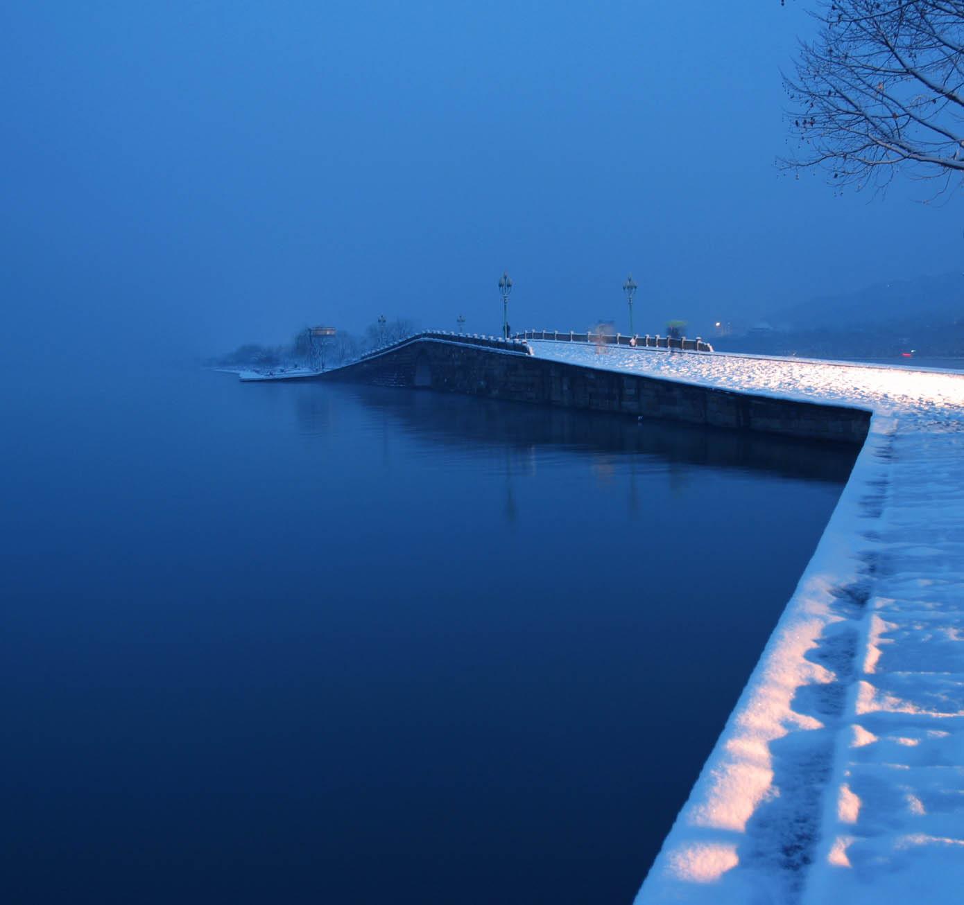 杭州_断桥残雪