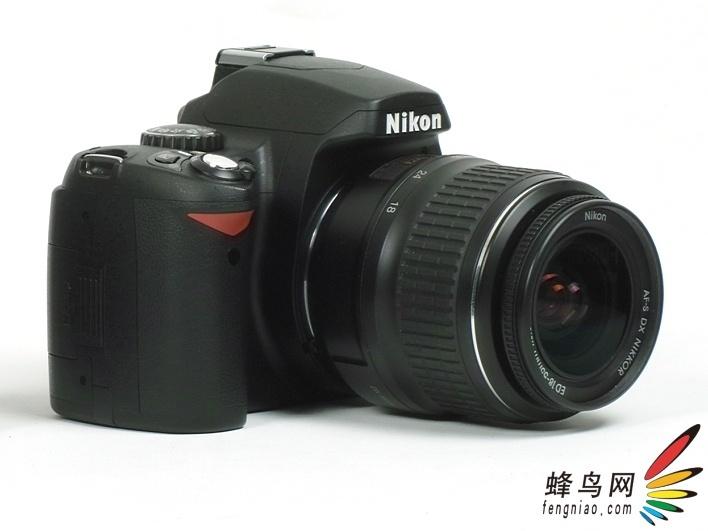入门单反PK之尼康D40X VS 佳能EOS 400D