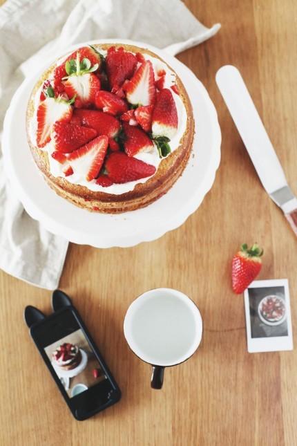拍出漂亮食物的5个技巧