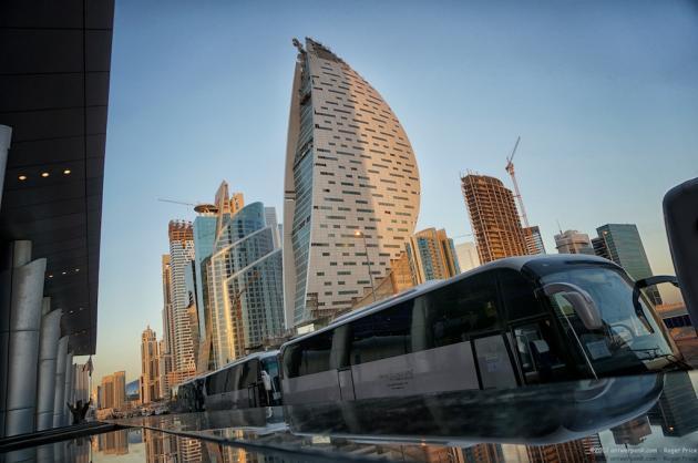 万豪候爵酒店   2012年11月建成以来,万豪侯爵酒店超越了迪拜另外四座