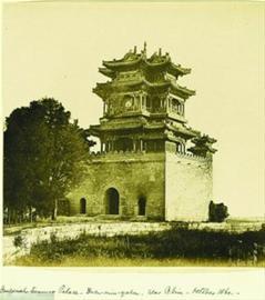 中国旧照 最老中国照片展示150年前北京