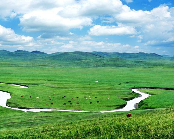 周末好去处 内蒙古草原塞外逍遥游