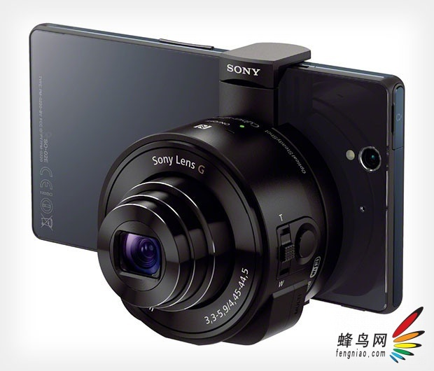 手机摄影大进步 索尼将推出手机用镜头模块