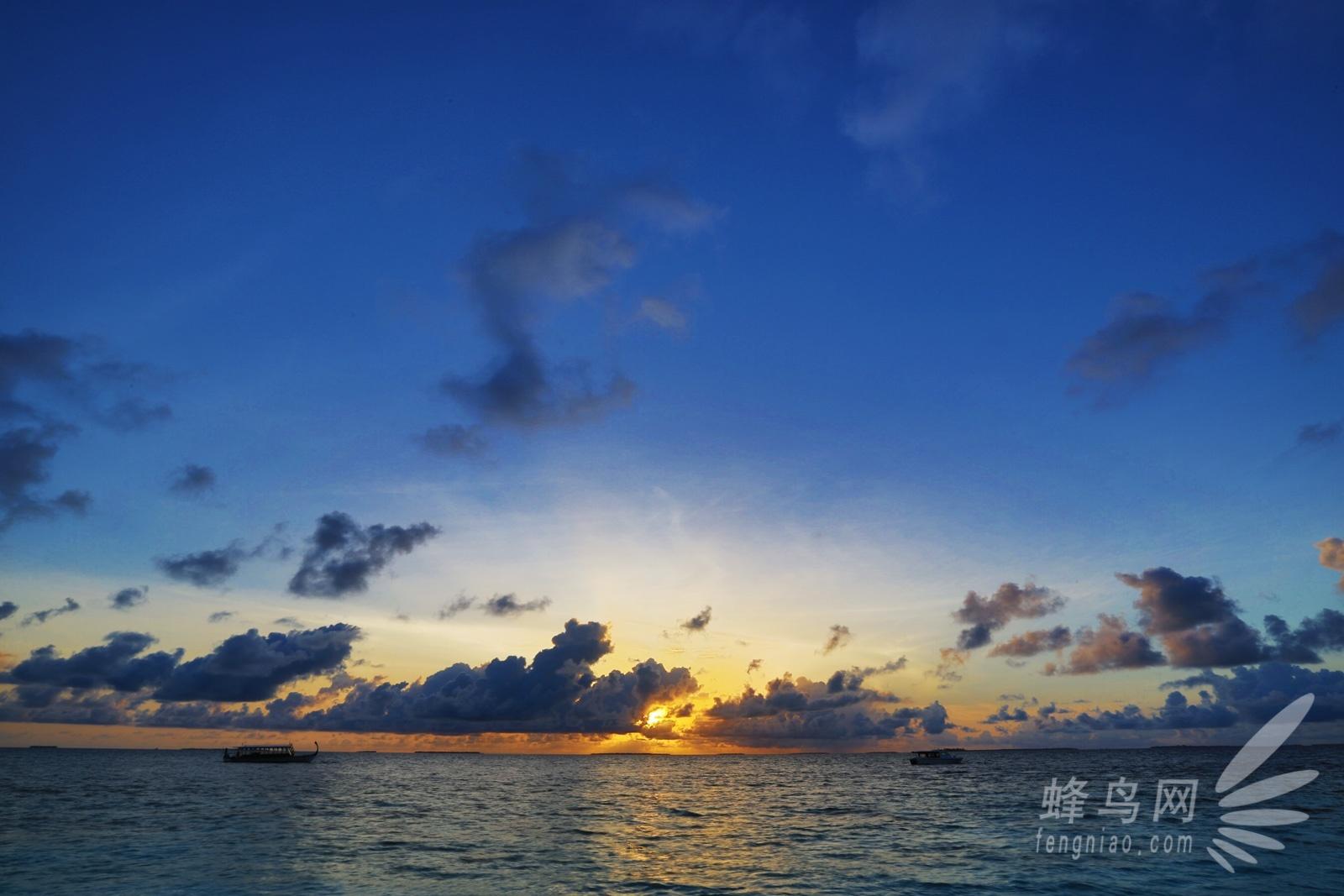 漂流在天堂 马尔代夫柏悦哈达哈岛游记