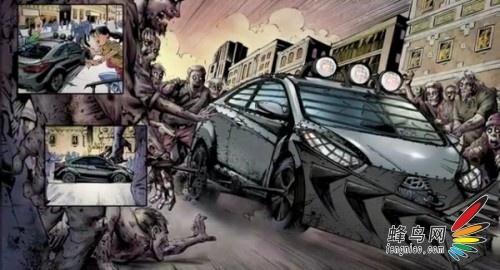 现代出僵尸生存战车定制服务图片