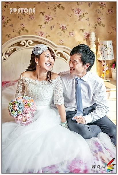 专业摄影师教你如何拍出最自然的婚前照