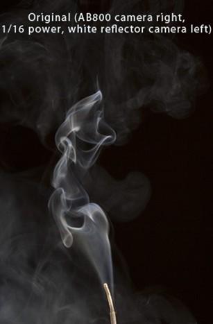教你利用烟雾元素拍创意感极强的商业大片