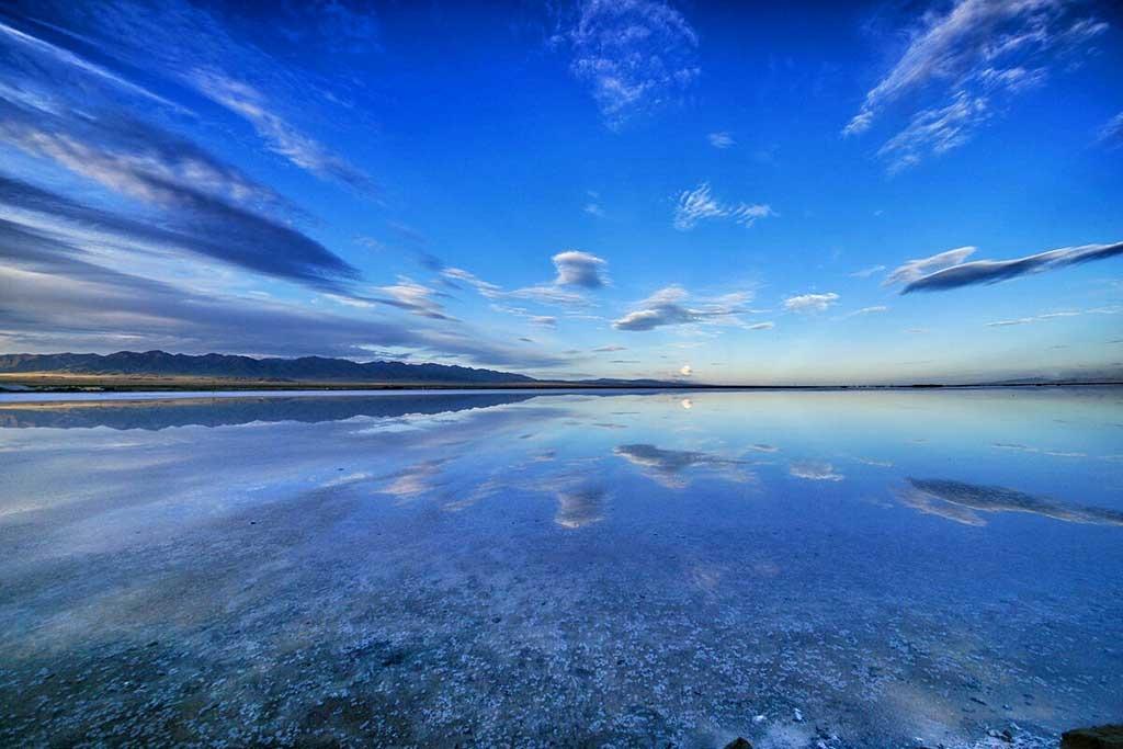 带你看看我眼中的世界 七月环游青海湖