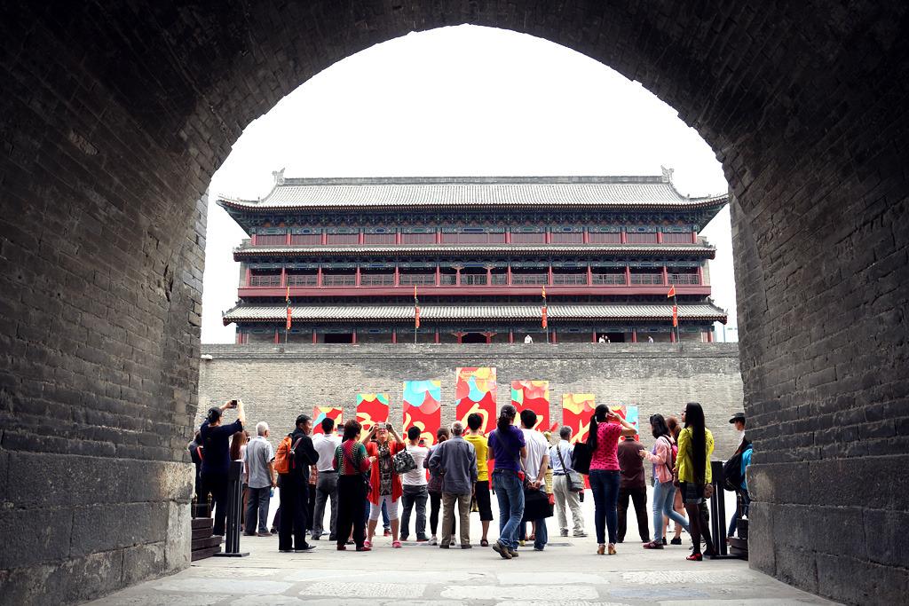 西安古城墙门票
