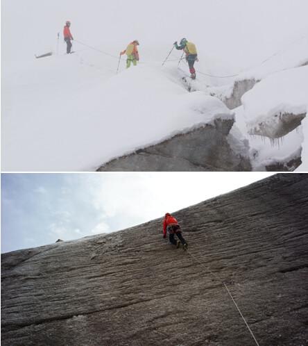 戈尔特斯™户外梦想女子登山队成功登顶