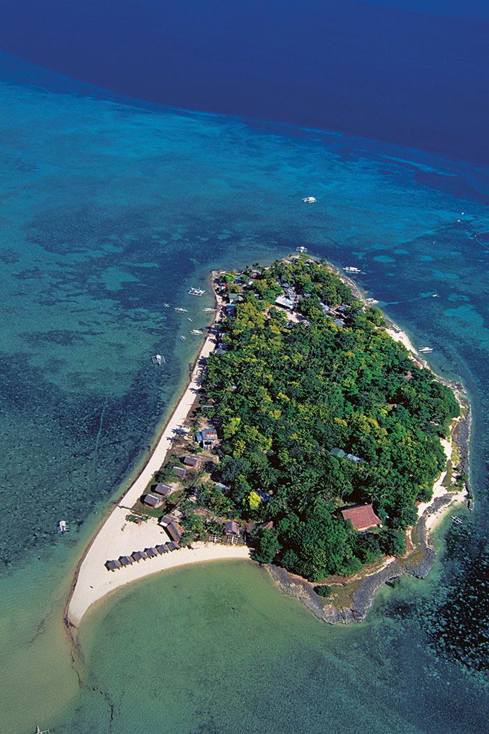 我有一个岛 卡儿哈甘上的岛屿生活