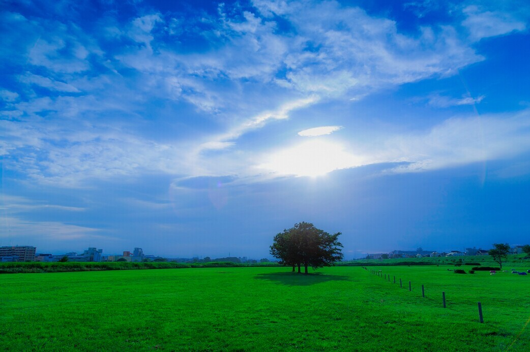 超清 日系风景高清图片