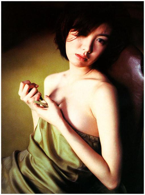 日本人体摄影大师筱山纪信