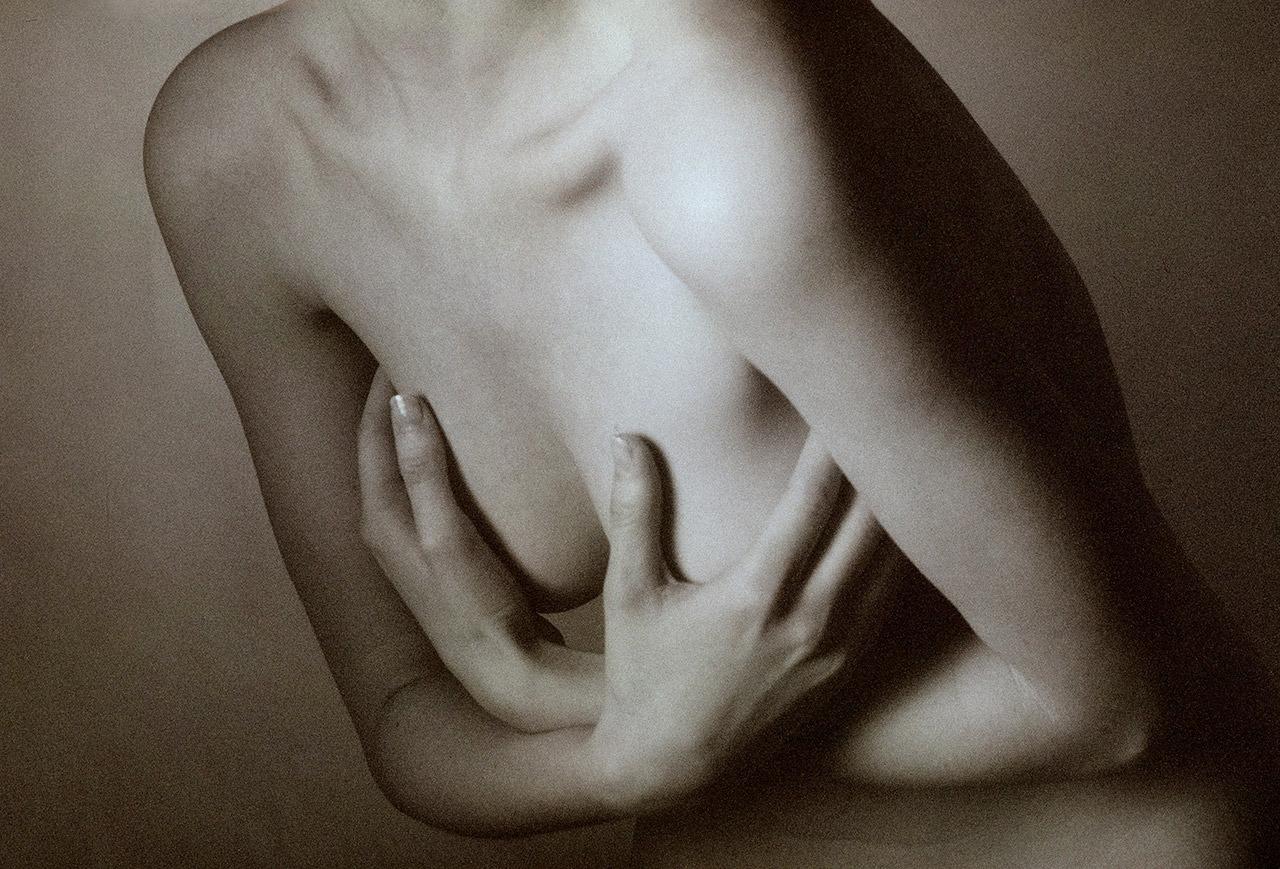 如绘画般写意人体摄影