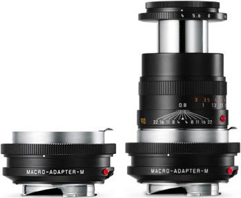徕卡90mm f/4微距镜头+微距环售价17666