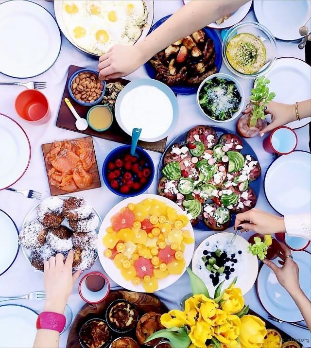9 招让你的食物照更迷人有质感