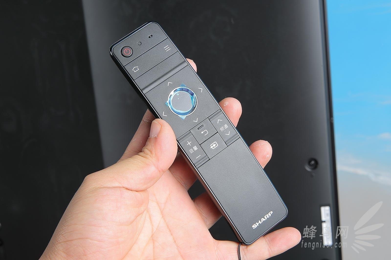 「夏普清」系列60吋互联网电视体验