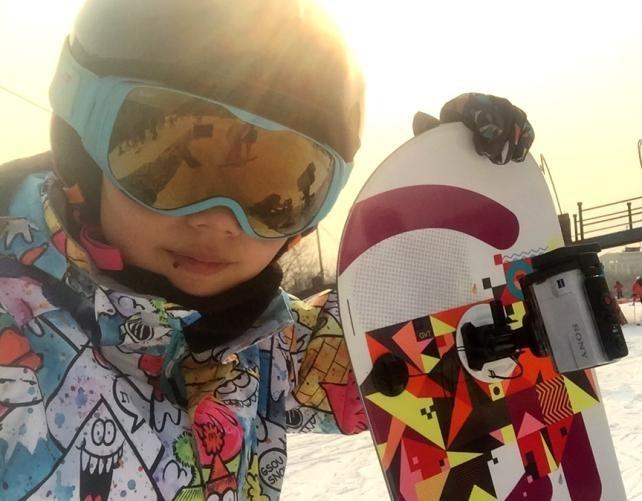 滑雪发朋友圈没人赞?只因你没这样做!