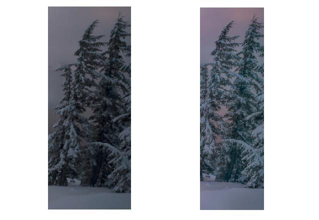 后期思路:影调和色彩的控制