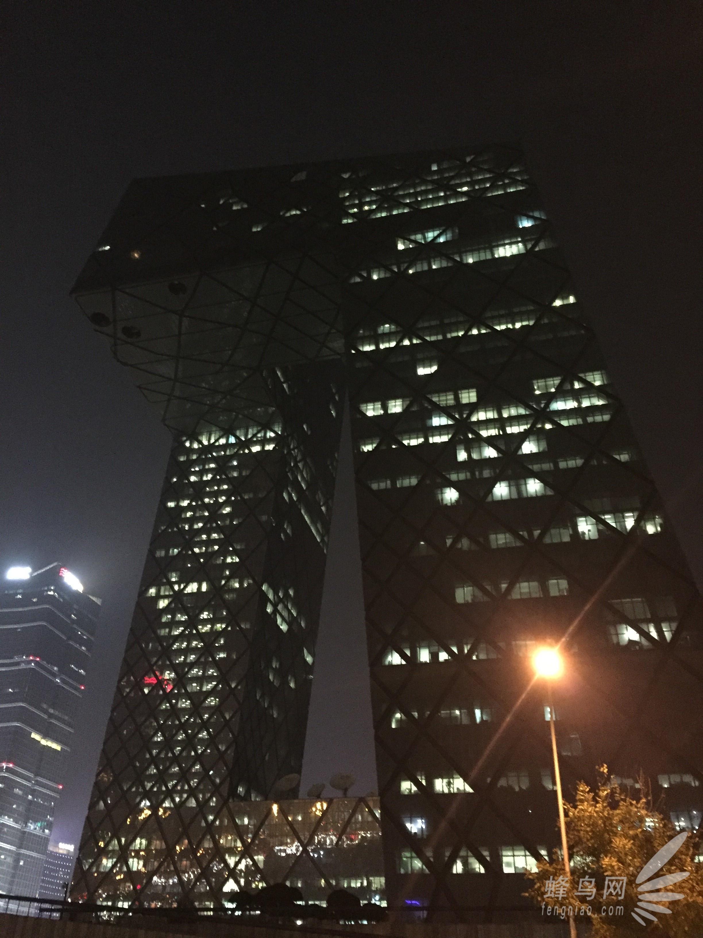 手机轻摄影之城市夜景拍摄及后期经验分享